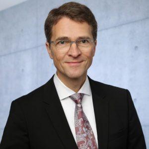 Prof. Dr. Heribert Warzecha, Vice President, Academic Affairs and Diversity, TU Darmstadt